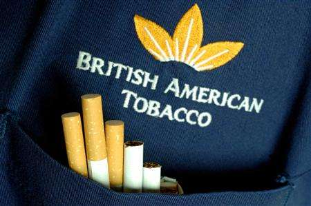British American Tobacco lead in lobbying EU