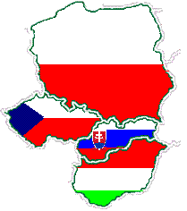 Symbol of Visegrad Group