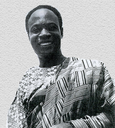 The first President of Ghana